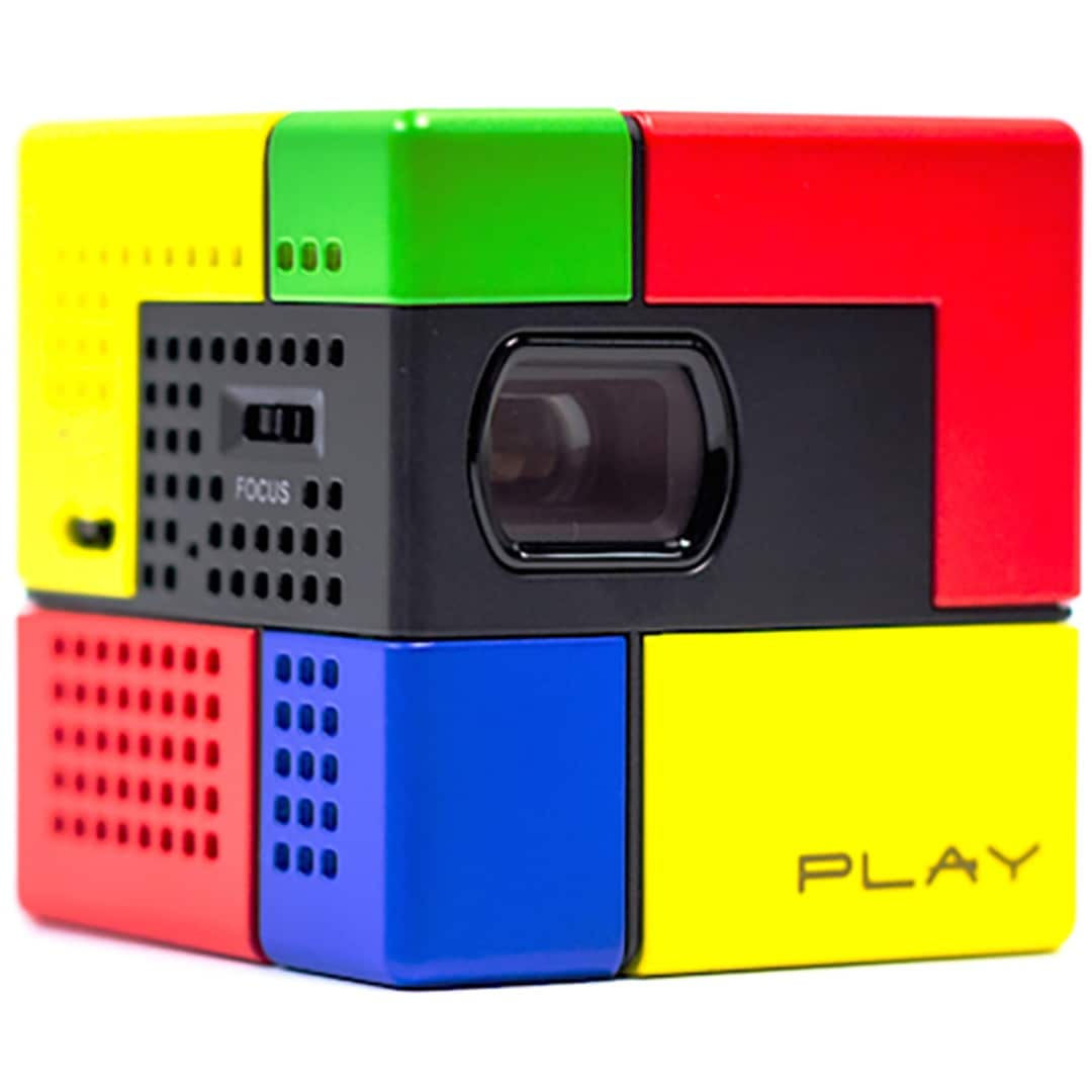 Duo Play Mini Projector