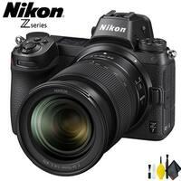 Nikon Z7 Mirrorless Digital Camera with 24-70mm Lens Intl Model