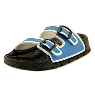 Birki's Haiti N Open Toe Synthetic Slides Sandal