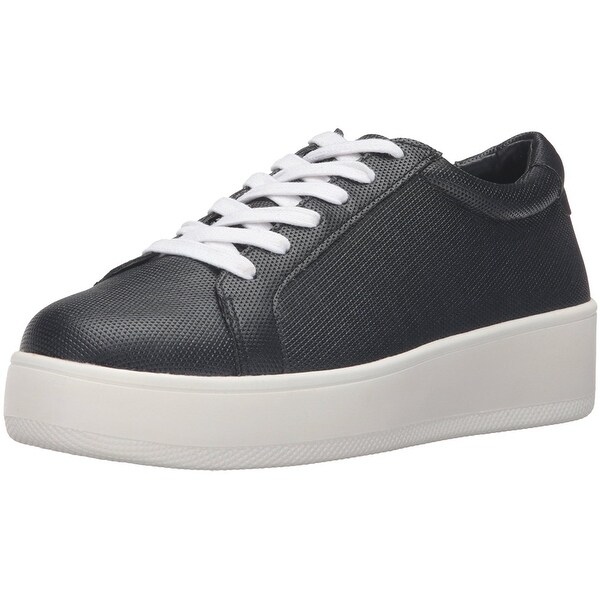 STEVEN by Steve Madden Womens Haris Low Top Lace Up Fashion Sneakers