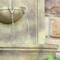 Sunnydaze Marina Solar Wall Fountain - Color options may be available - Thumbnail 3