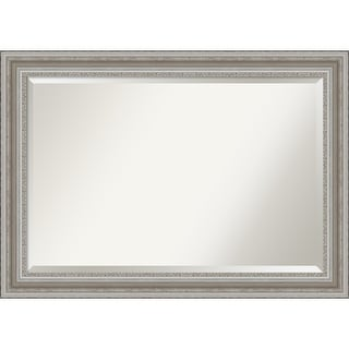 Link to The Gray Barn Parlor Silver Bathroom Vanity Wall Mirror Similar Items in Mirrors