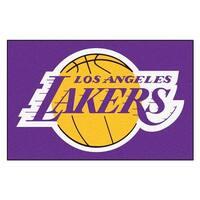 "NBA - Los Angeles Lakers Starter Rug 19"" x 30"""