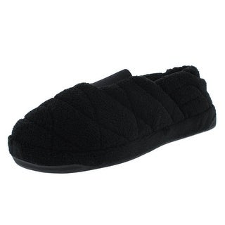 Soft-Fit Womens Stratus Casual Stretch Loafer Slippers - 11-12 medium (b,m)