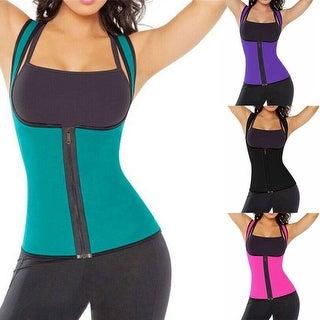 Women Sweat Enhancing Waist Training Corset