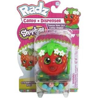 Shopkins Radz Candy Dispenser Strawberry Kiss - multi