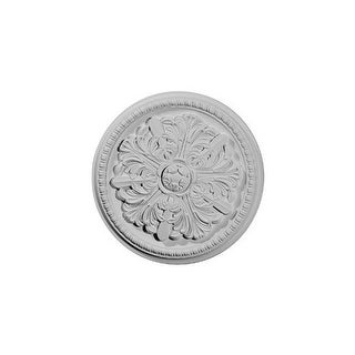 "Ekena Millwork CM16SW 16.875"" Wide Swindon Ceiling Medallion"