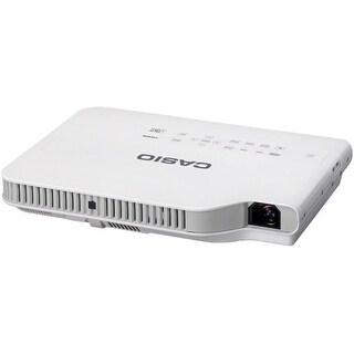 Casio XJ-A142 Casio Slim XJ-A142 DLP Projector - 720p - HDTV - 4:3 - Laser/LED - SECAM, NTSC, PAL - 20000 Hour - 1024 x 768 -