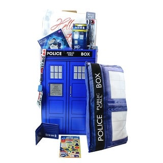 Doctor Who Mystery Gift Box of Toys, Collectibles, Lifestyle and Home - multi