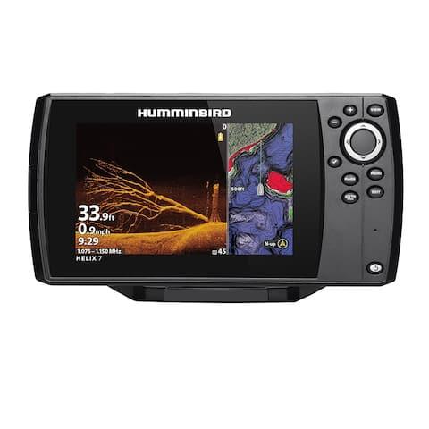 Humminbird 411070-1 HELIX 7 CHIRP Mega DI Fishfinder/GPS Combo