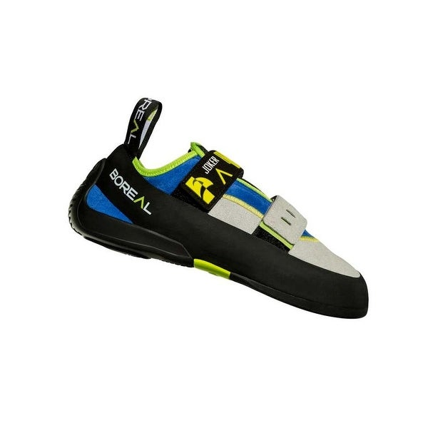 Boreal Climbing Shoes Mens Joker Doublestrap Split Leather