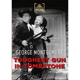 Toughest Gun in Tombstone - DVD