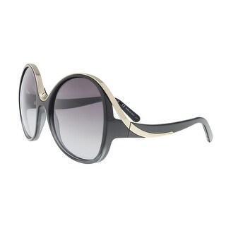 Chloe CE713S 2 Gradient Black Cat Eye Sunglasses - 61-20-135