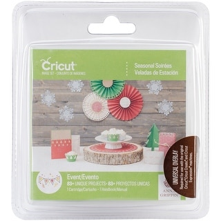 Cricut Mini Seasonal Shape Cartridge-Seasonal Soriees By Ann - seasonal soriees by anna griffin