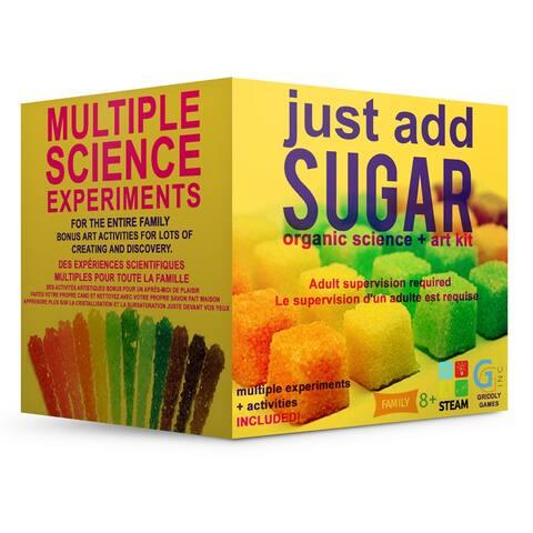 Just Add Sugar Steam Kit Age 8&Up
