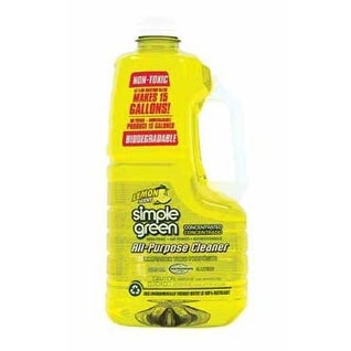 Simple Green 14007 Concentrated All Purpose Cleaner, Lemon, 67.6 oz