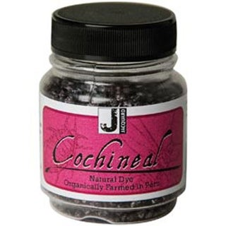 Jacquard Cochineal Natural Dye -1Oz