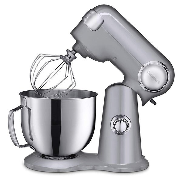 Cuisinart SM-50BC Precision Master™ 5.5-Quart Stand Mixer, Brushed ChromE