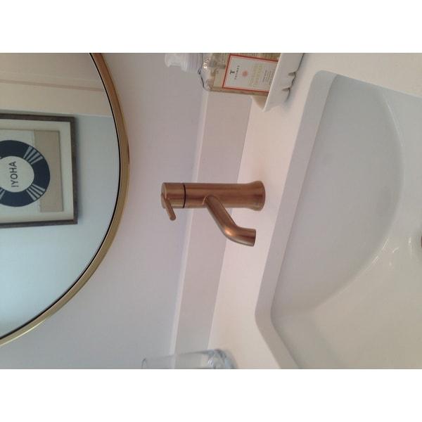 Shop Delta Trinsic Single Handle Bathroom Faucet 559lf Czmpu