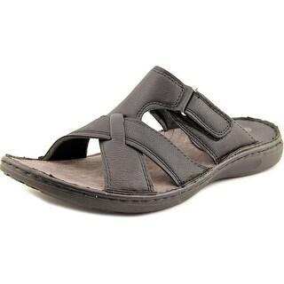 Eurbak Slide Open Toe Synthetic Slides Sandal
