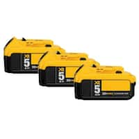 """Battery for DEWALT DCB205 (3-Pack) Replacement Battery"""