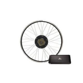 MonopriceELECTRIC BIKE TECHNOLOGIES 500-watt Rear Bike Motor Kit 700C/29er Rear Wheel Geared Motor w/ 48v10Ah LiFePO4 and Rear
