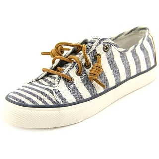 Sperry Top Sider Seacoast m Round Toe Canvas Loafer