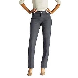 Lee Women's Relaxed Fit Straight Leg Jean, Spade