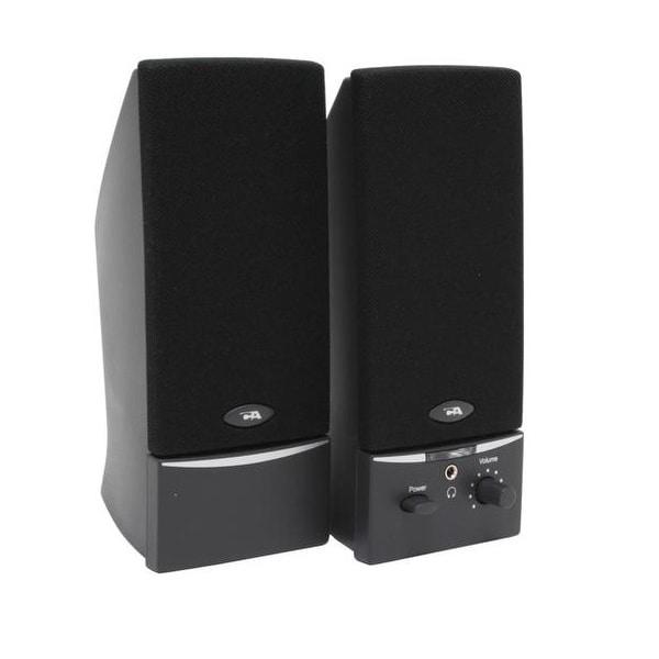 Cyber Acoustics Ca-2014Rb 2.0 Powered Speaker System - Black