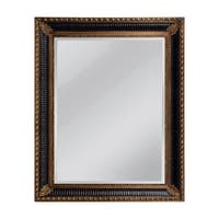 "Mirror Masters MW5600B Colebrook 49"" Rectangular Mirror with Decorative Frame - Walnut/Ebony - N/A"