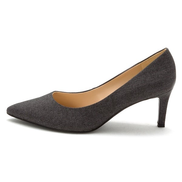 Nine West Womens Eara Pointed Toe Classic Pumps