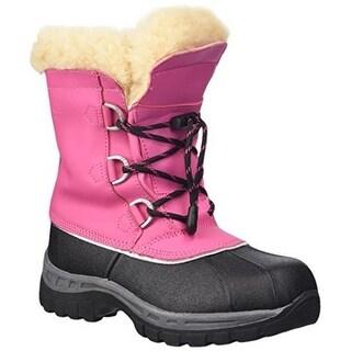 Bearpaw Unisex Kelly Waterproof Boot, Kids