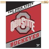 Ohio State Buckeyes Banner 27x37