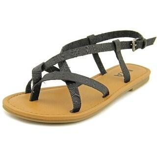 Mia Kids Janey EW Open Toe Synthetic Gladiator Sandal