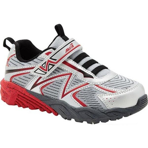 Shop Avia Boys' Avi-Force ll Sport Shoe Chrome Silver ...
