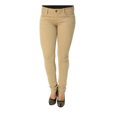 Vans Womens Denim Skinny Fit Jeans