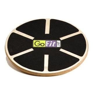 GoFit Ultimate Core Wobble Board with Adjustable Base