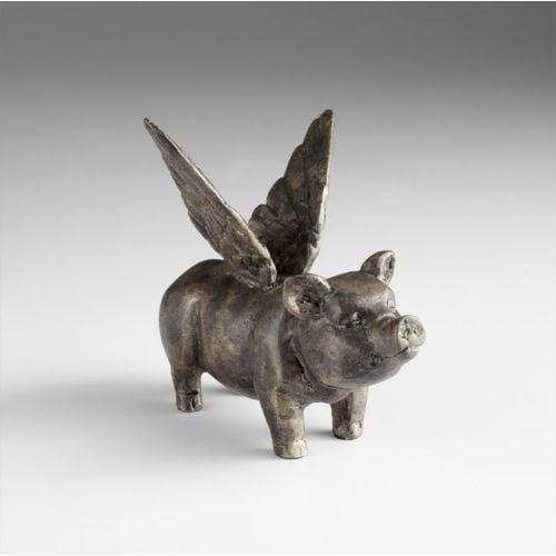 "Cyan Design 5470 5"" Floyd Pig Sculpture"