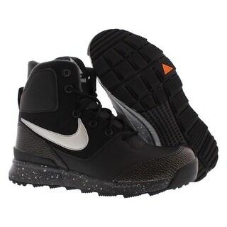 Nike Stasis Acg Boots Gradeschool Boy's Shoes Size - 4 big kid m