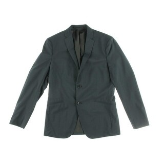 Theory Mens Rodolf Selago Wool Double button Blazer - 38