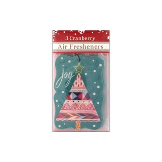 Link to Molly & Rex Holiday Air Freshener Bhmn Tree 3pc Similar Items in Craft Lover's Gifts