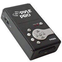 PylePro PAD6 USB Audio Interface & Recorder & SD Card