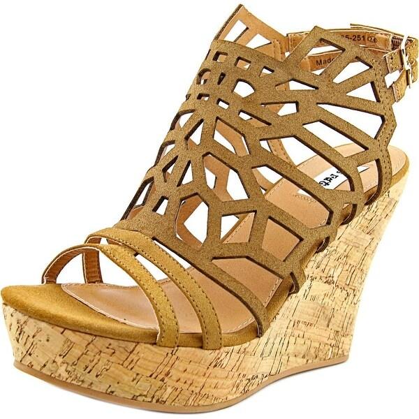 Not Rated Ellice Women Tan Sandals