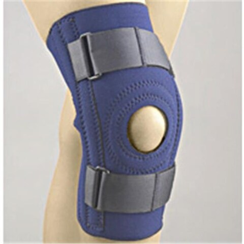 Safe - T - Sport Stabilizing Knee Support Black, Small