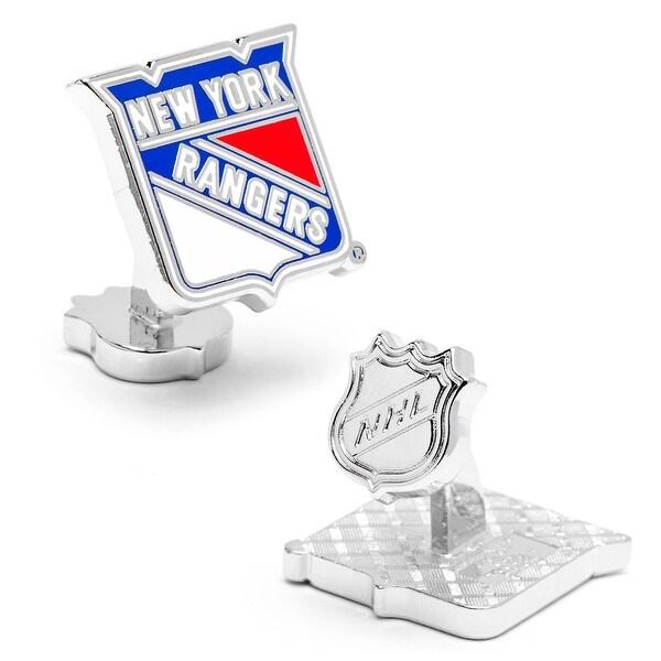 Palladium New York Rangers Cufflinks