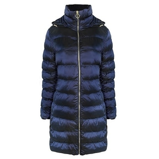 Link to Michael Kors Blue Down 3,4 Packable Coat Similar Items in Women's Outerwear