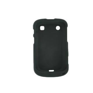 Sprint Rubberized Snap-On Cover for BlackBerry Bold 9900/9930 - Black