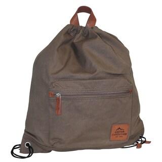 Buxton Men's Huntington Gear Drawstring Backpack (3 options available)