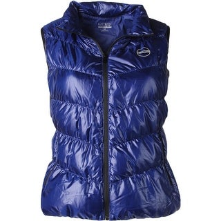 Lauren Ralph Lauren Womens Plus Packable Vest Puffer Full Zip