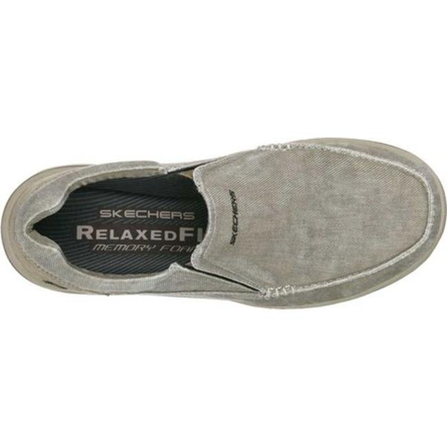 buy best incredible prices newest Skechers Men's Relaxed Fit Expected Avillo Khaki